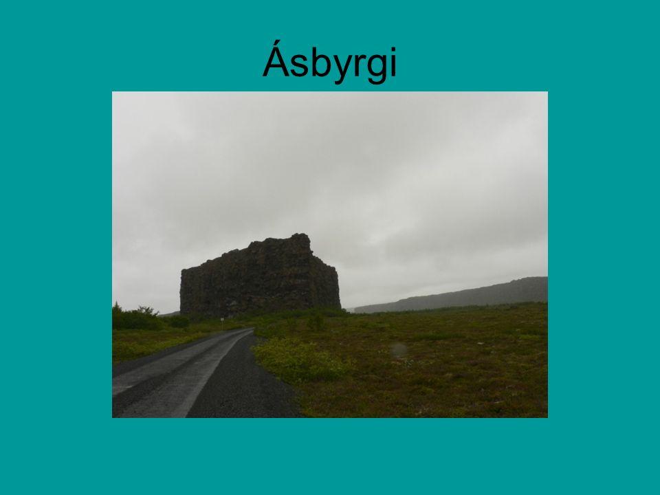 Ásbyrgi