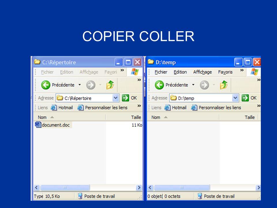 COPIER COLLER