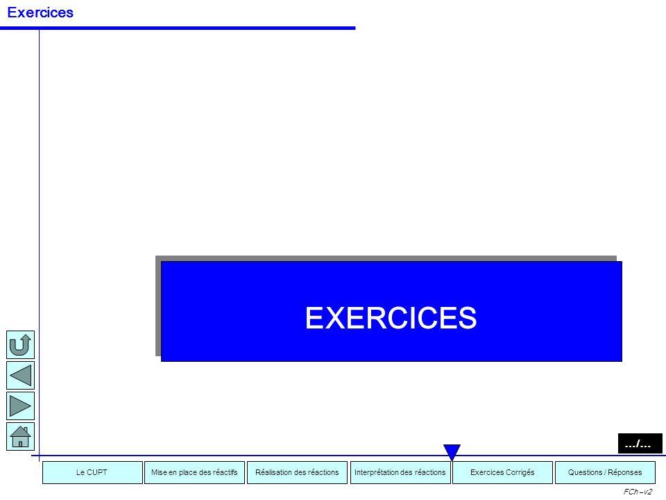 Exercices EXERCICES …/…