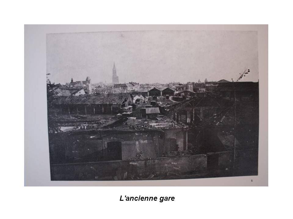 L ancienne gare
