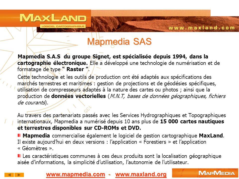 www.mapmedia.com - www.maxland.org