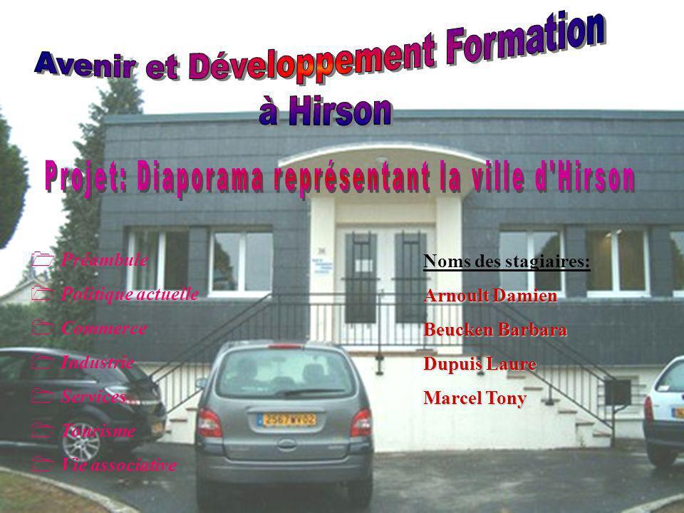Avenir et Développement Formation à Hirson