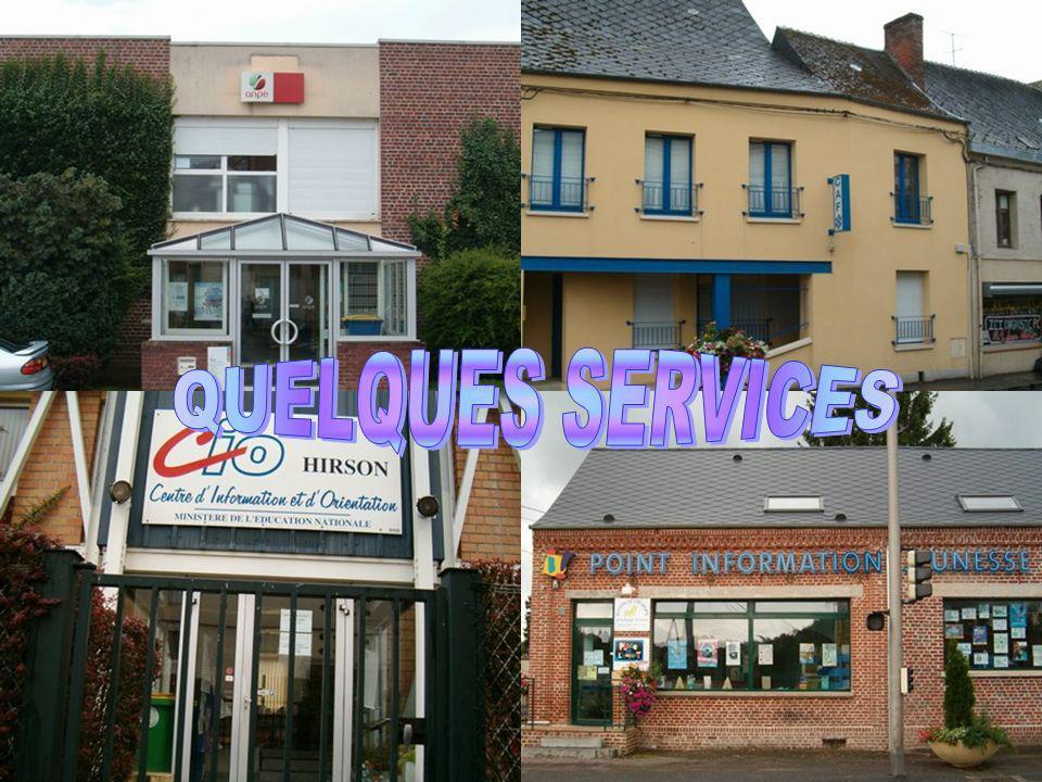 QUELQUES SERVICES