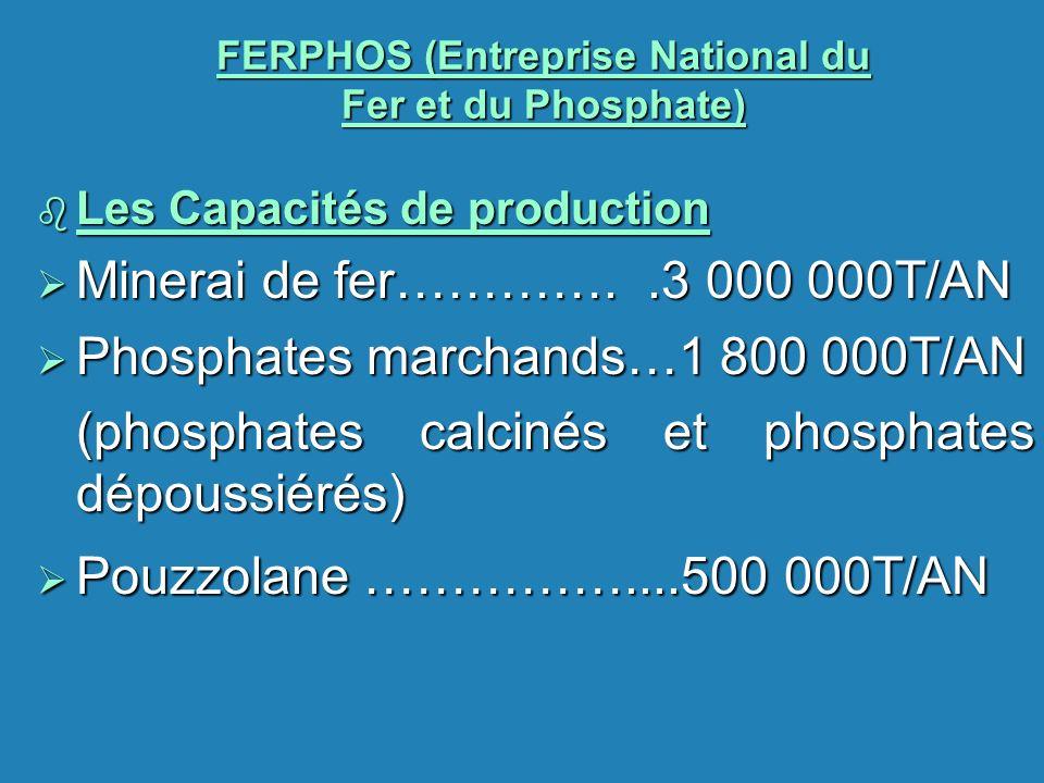 FERPHOS (Entreprise National du Fer et du Phosphate)
