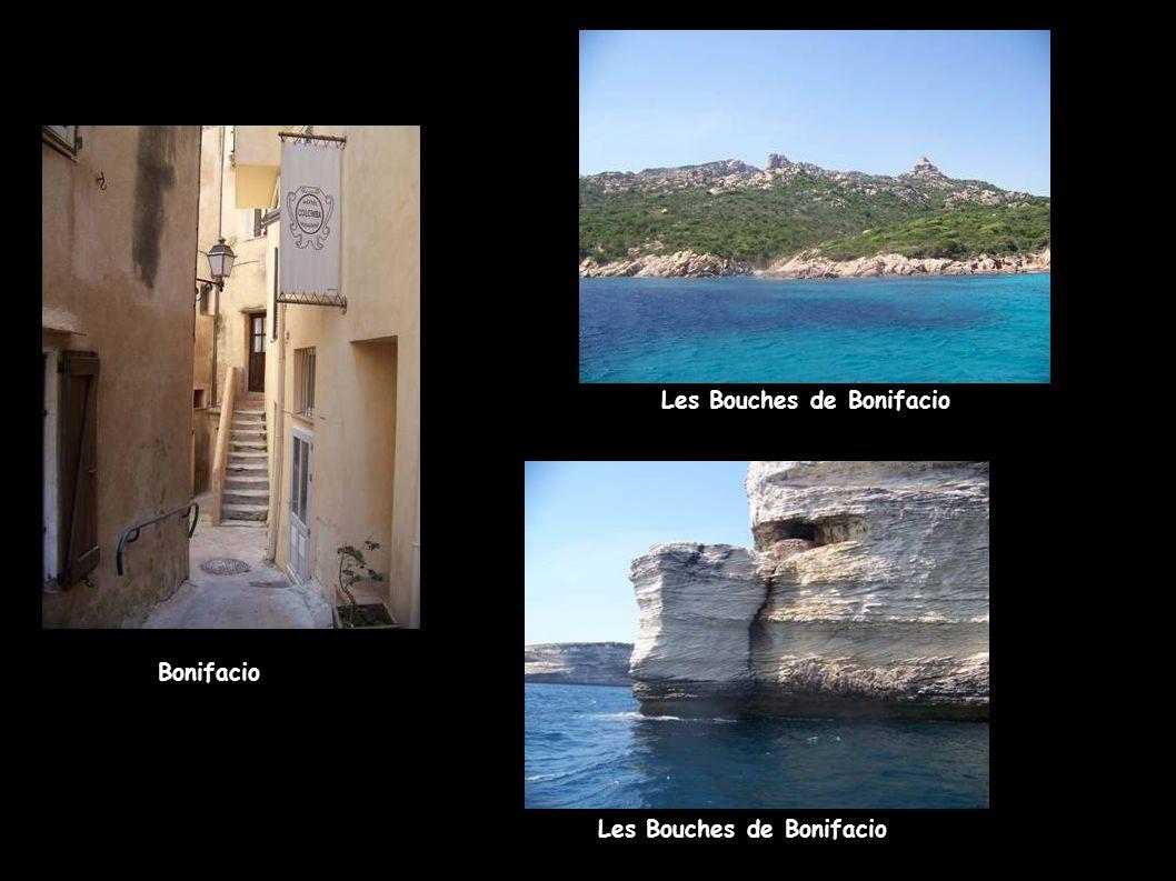 Les Bouches de Bonifacio
