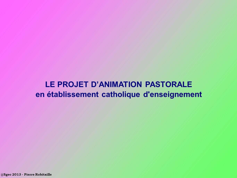 Le projet d animation pastorale ppt t l charger for Projet d animation cuisine