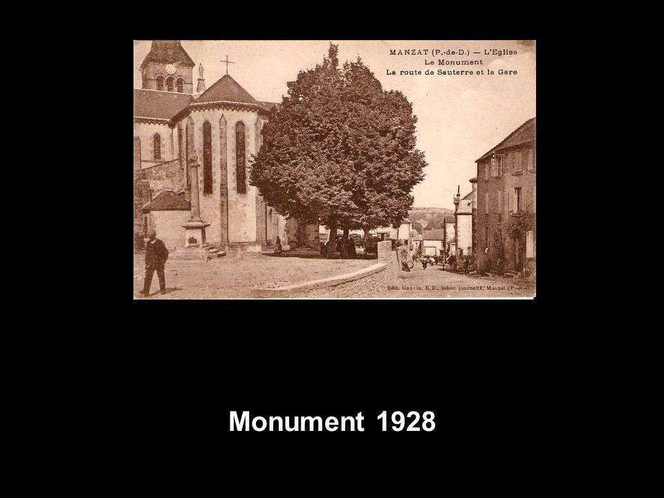 Monument 1928