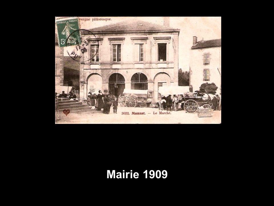 Mairie 1909