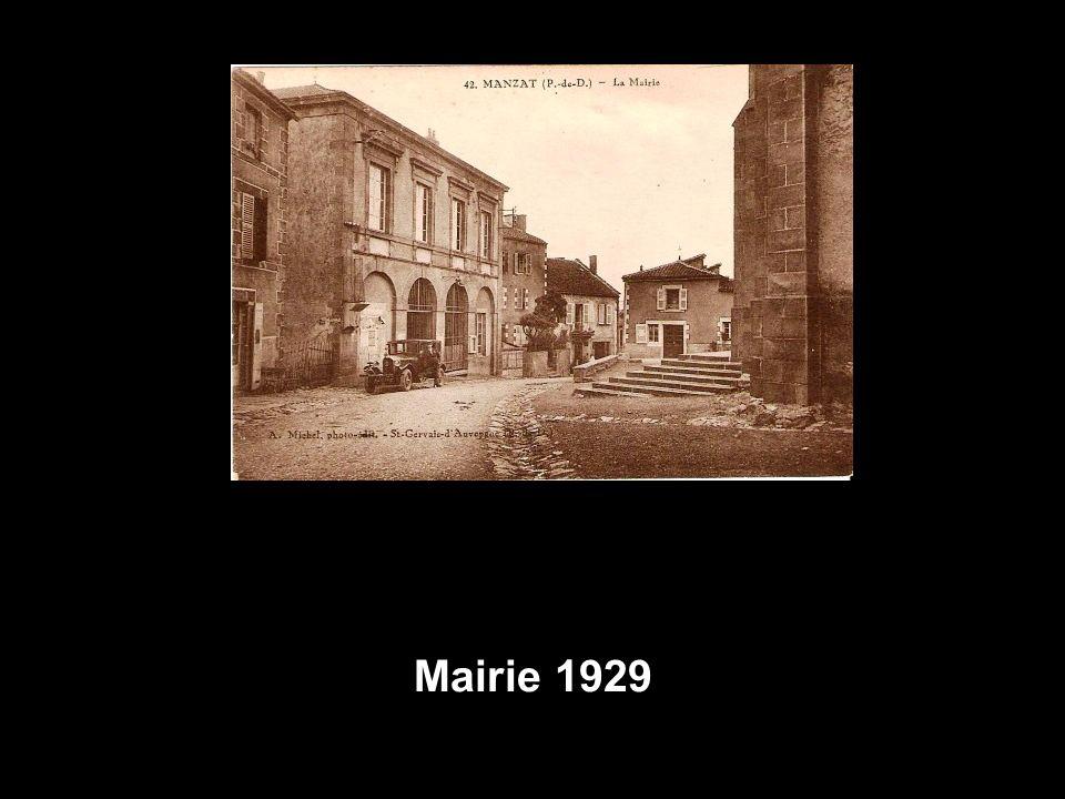 Mairie 1929