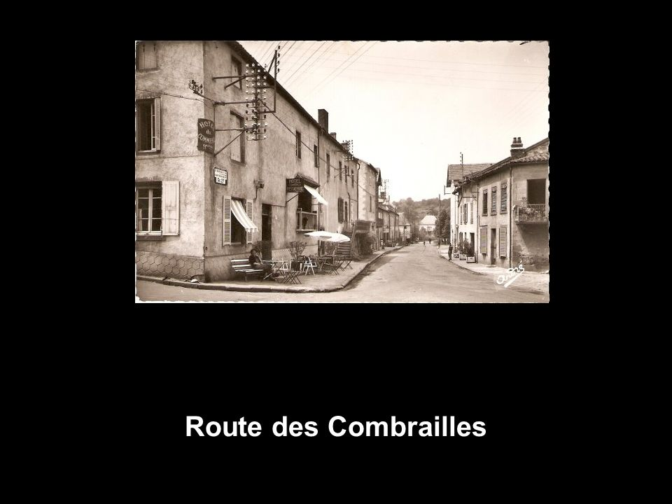 Route des Combrailles