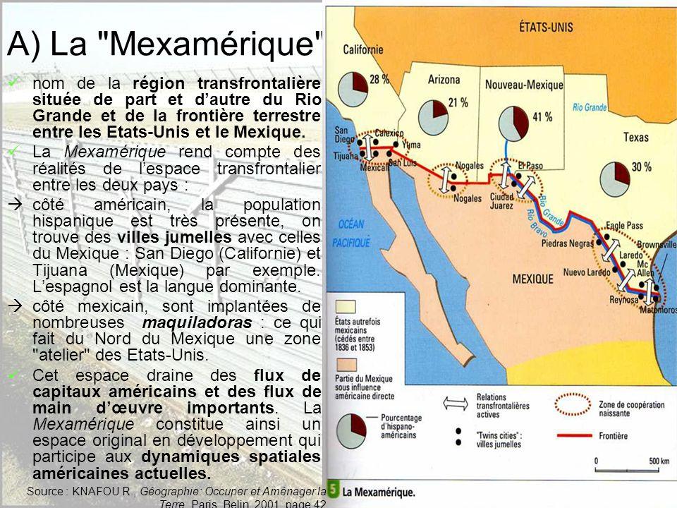 A) La Mexamérique