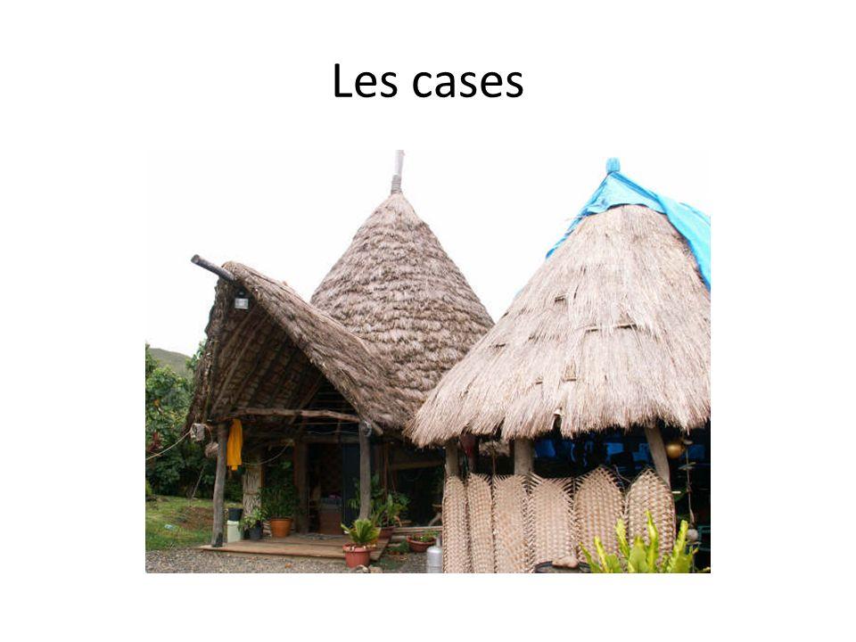 Les cases
