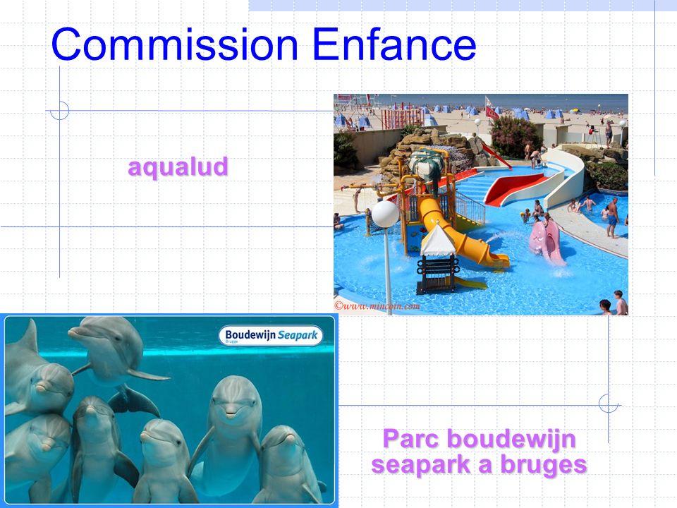 Parc boudewijn seapark a bruges