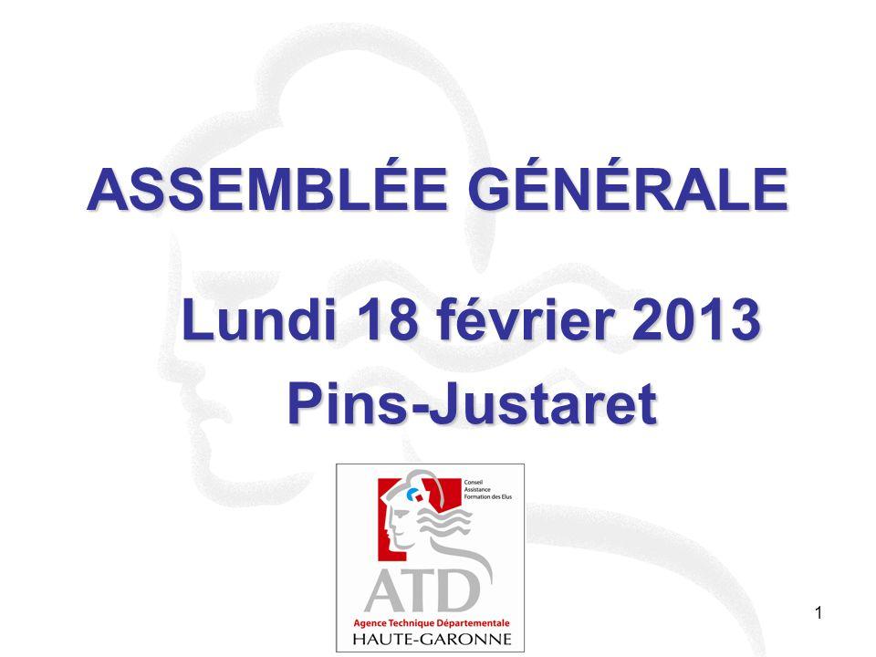 Lundi 18 février 2013 Pins-Justaret