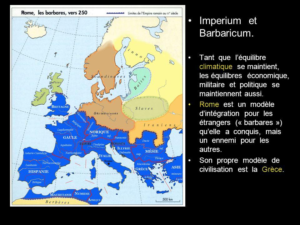 Imperium et Barbaricum.