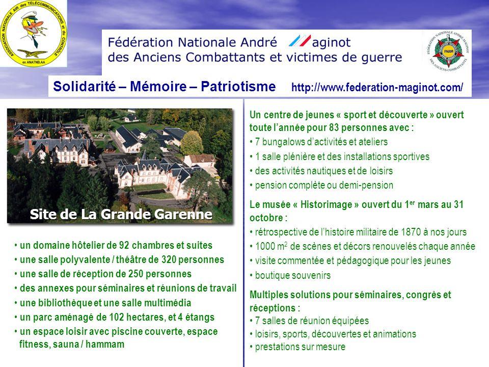 Site de La Grande Garenne