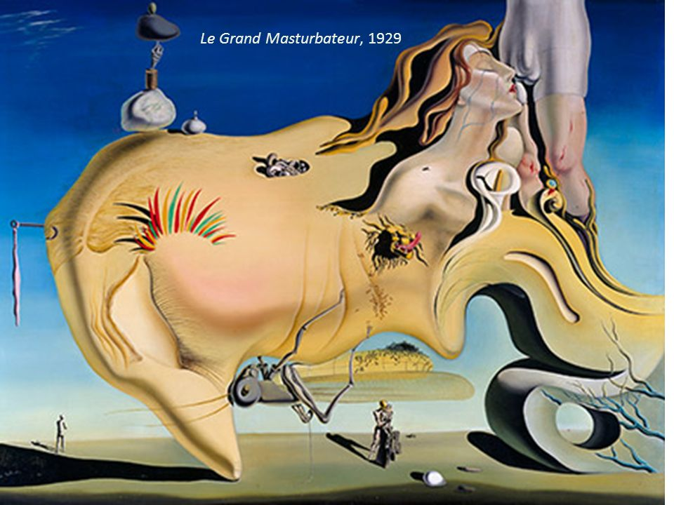 Le Grand Masturbateur, 1929
