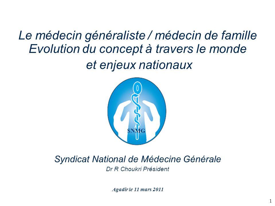 Syndicat National de Médecine Générale