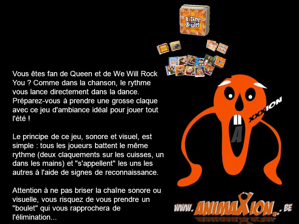 Vous êtes fan de Queen et de We Will Rock You