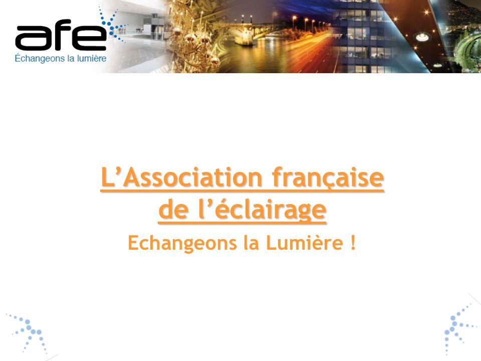 L'Association française de l'éclairage