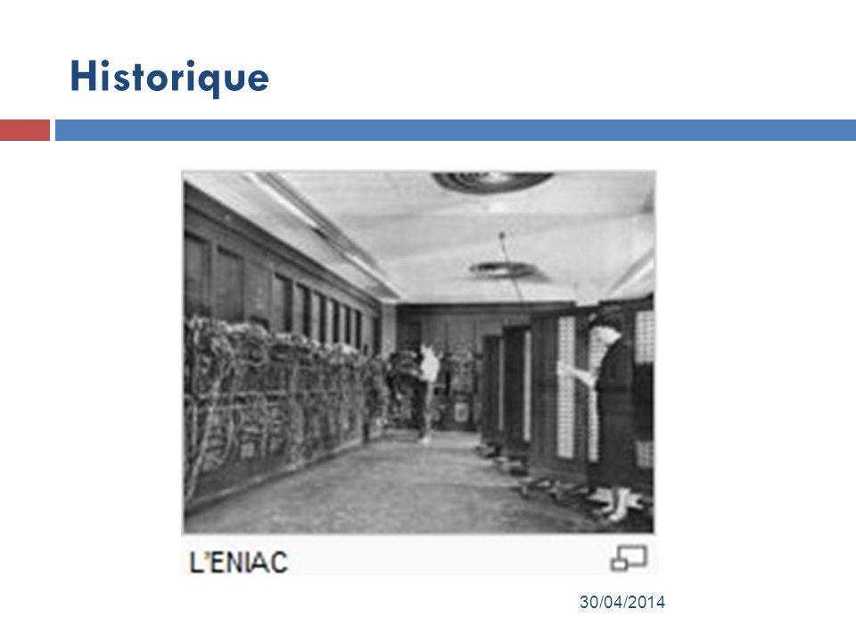 Historique 30/03/2017