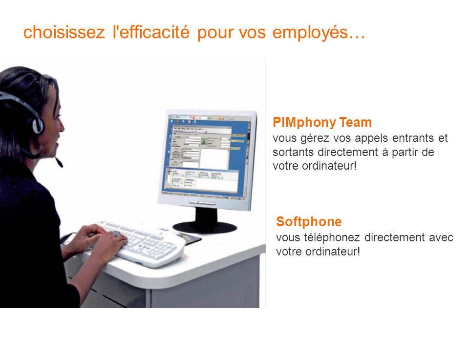 choisissez l efficacité pour vos employés…