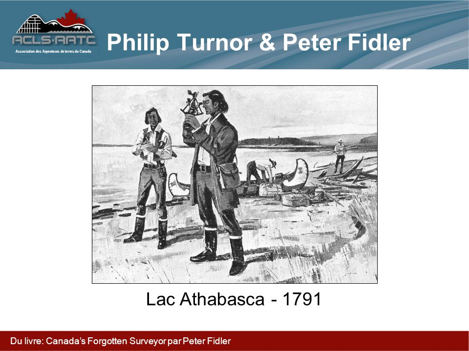 Philip Turnor & Peter Fidler