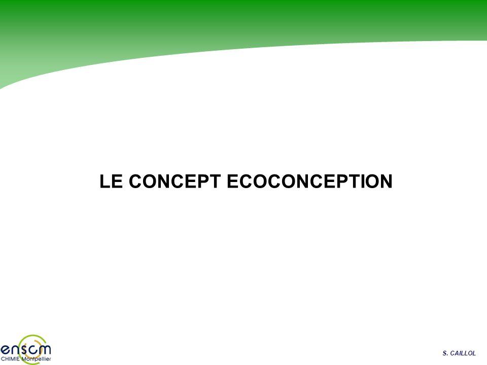 LE CONCEPT ECOCONCEPTION