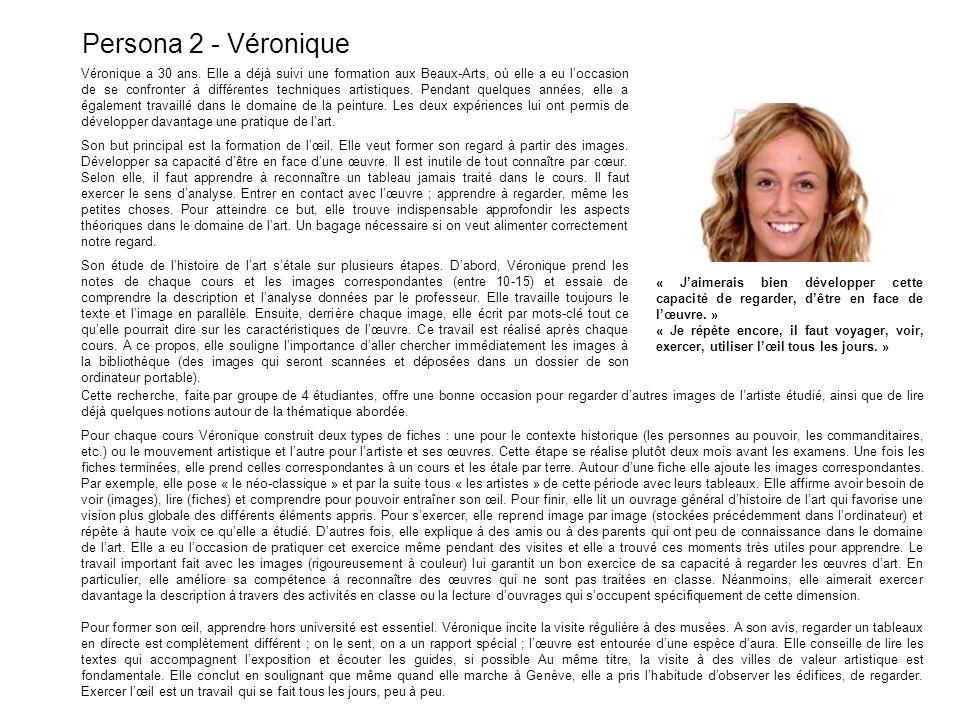 Persona 2 - Véronique