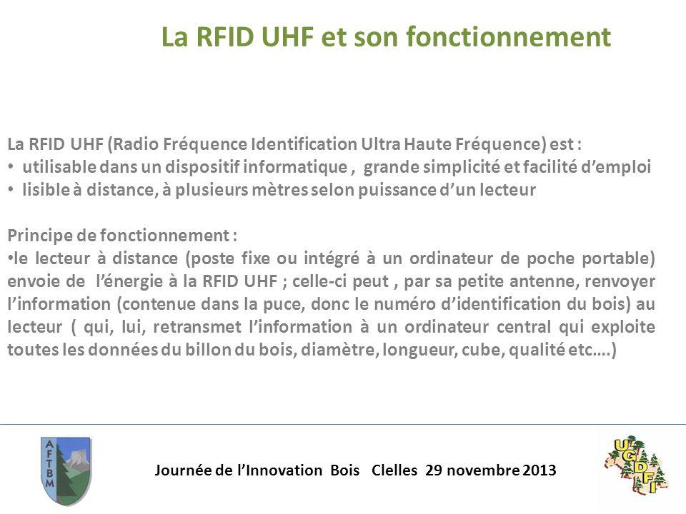 La RFID UHF et son fonctionnement