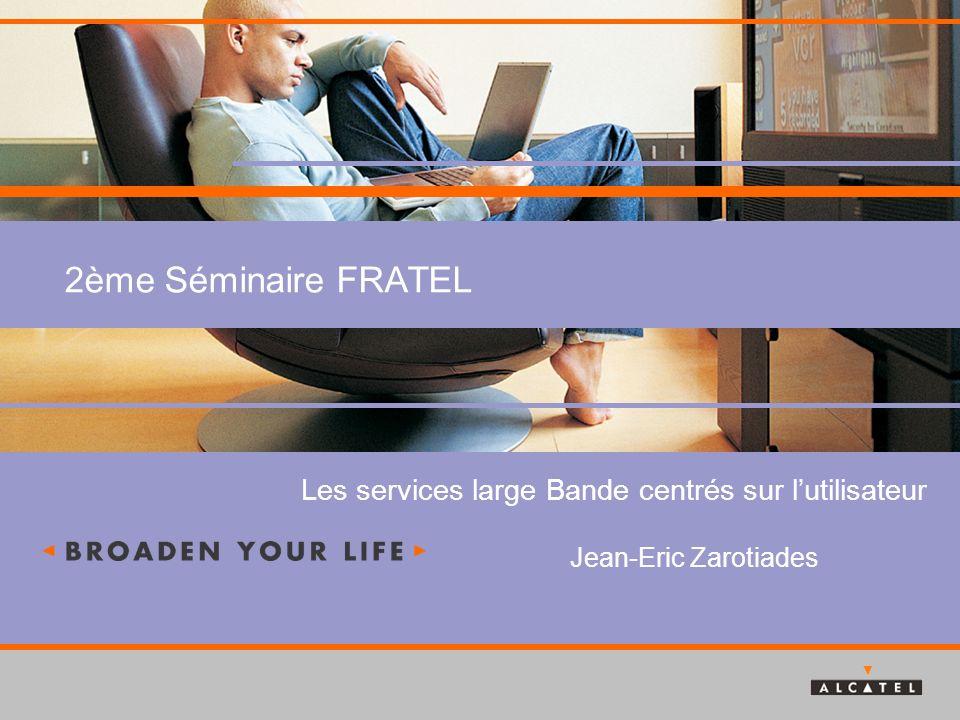 2ème Séminaire FRATEL Jean-Eric Zarotiades