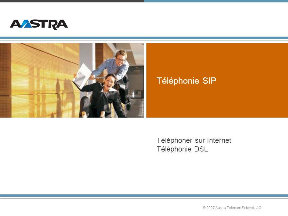 Téléphoner sur Internet Téléphonie DSL