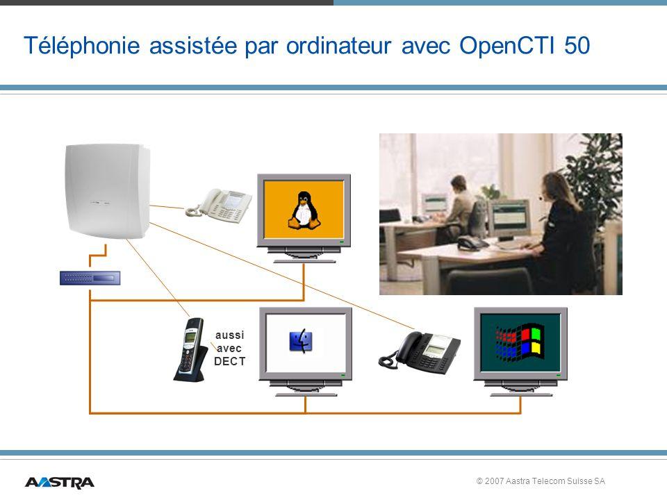 Téléphonie assistée par ordinateur avec OpenCTI 50