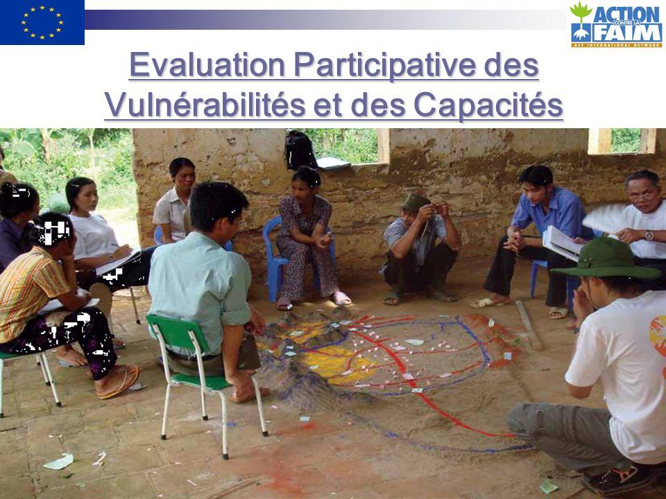 Evaluation Participative des Vulnérabilités et des Capacités