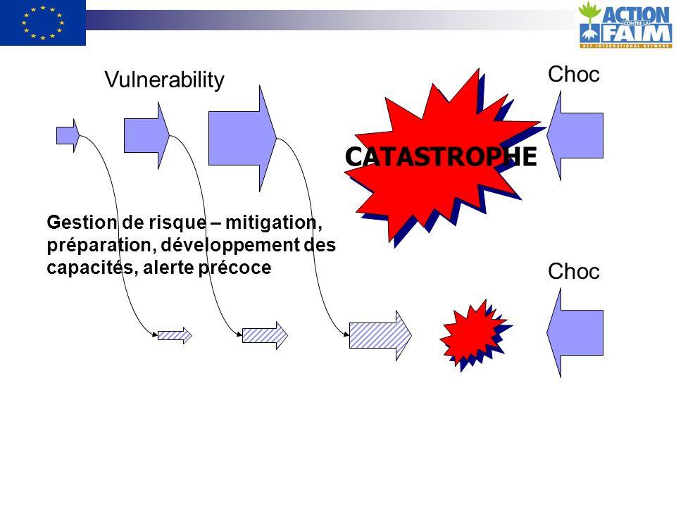 CATASTROPHE Choc Vulnerability Choc