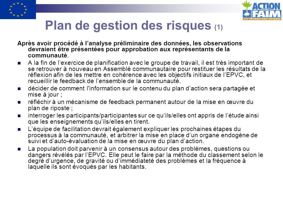 Plan de gestion des risques (1)