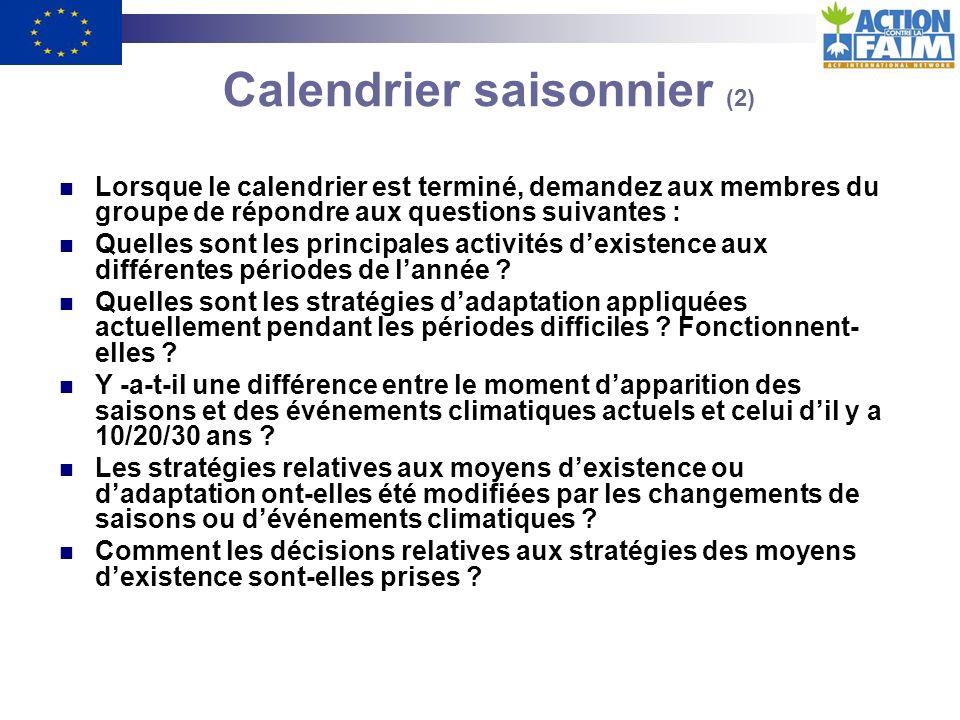 Calendrier saisonnier (2)