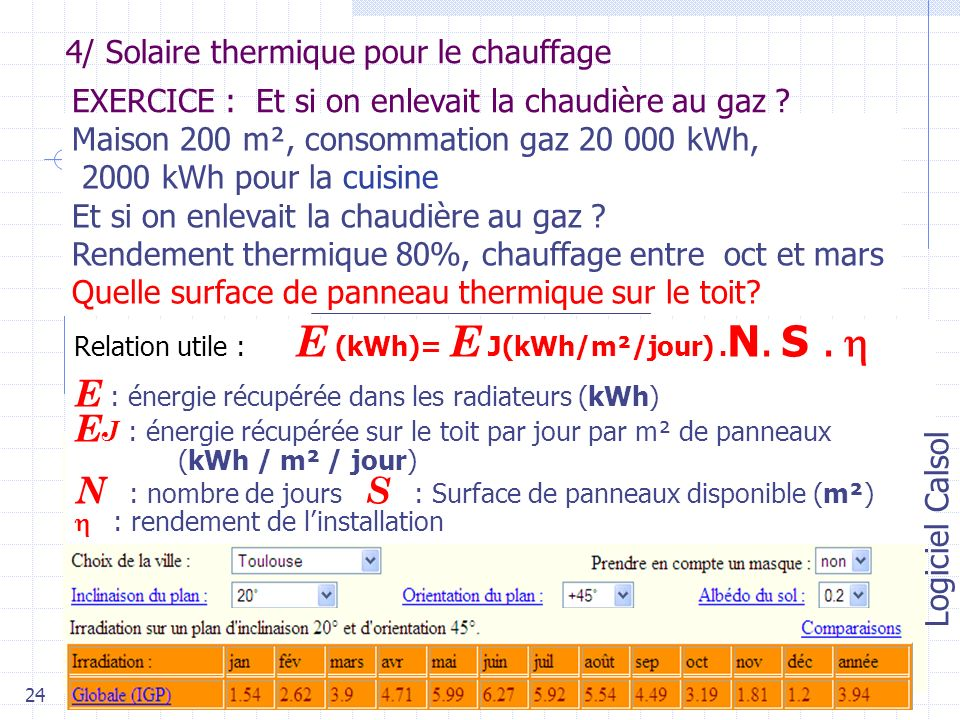 Solaire Photovoltaque  Ppt Tlcharger