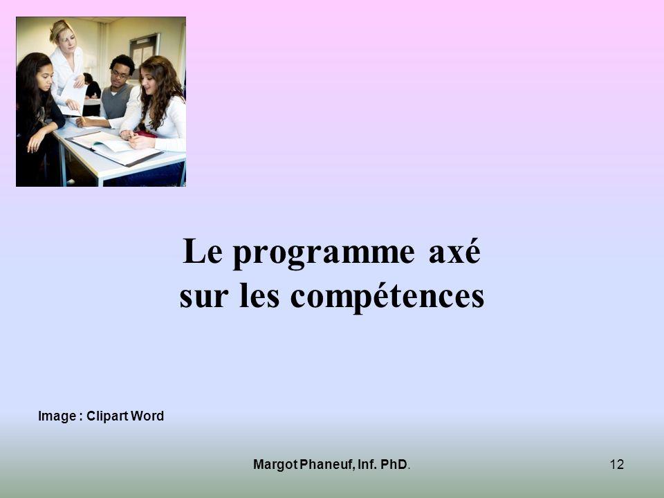 Le programme axé sur les compétences