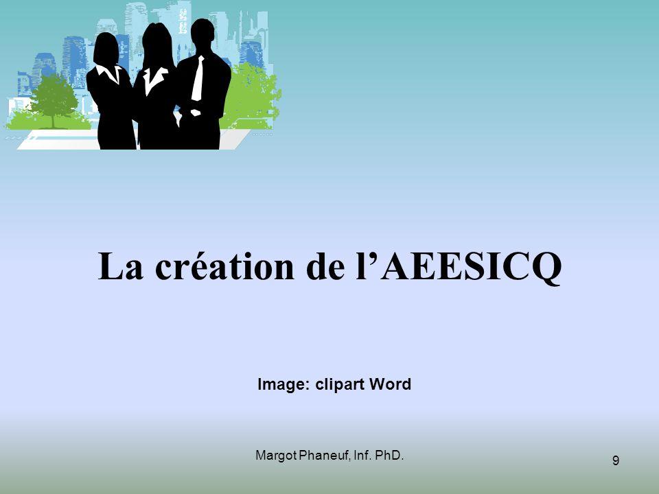 La création de l'AEESICQ