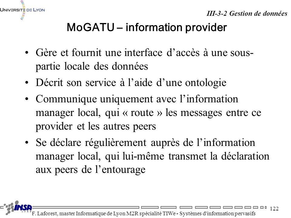 MoGATU – information provider
