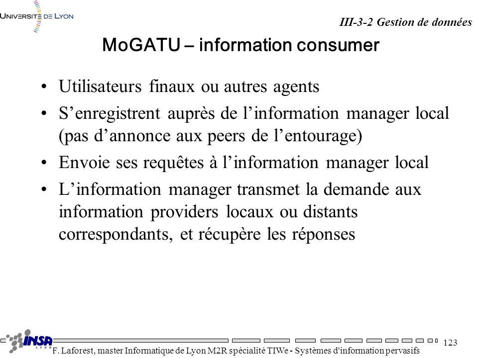 MoGATU – information consumer