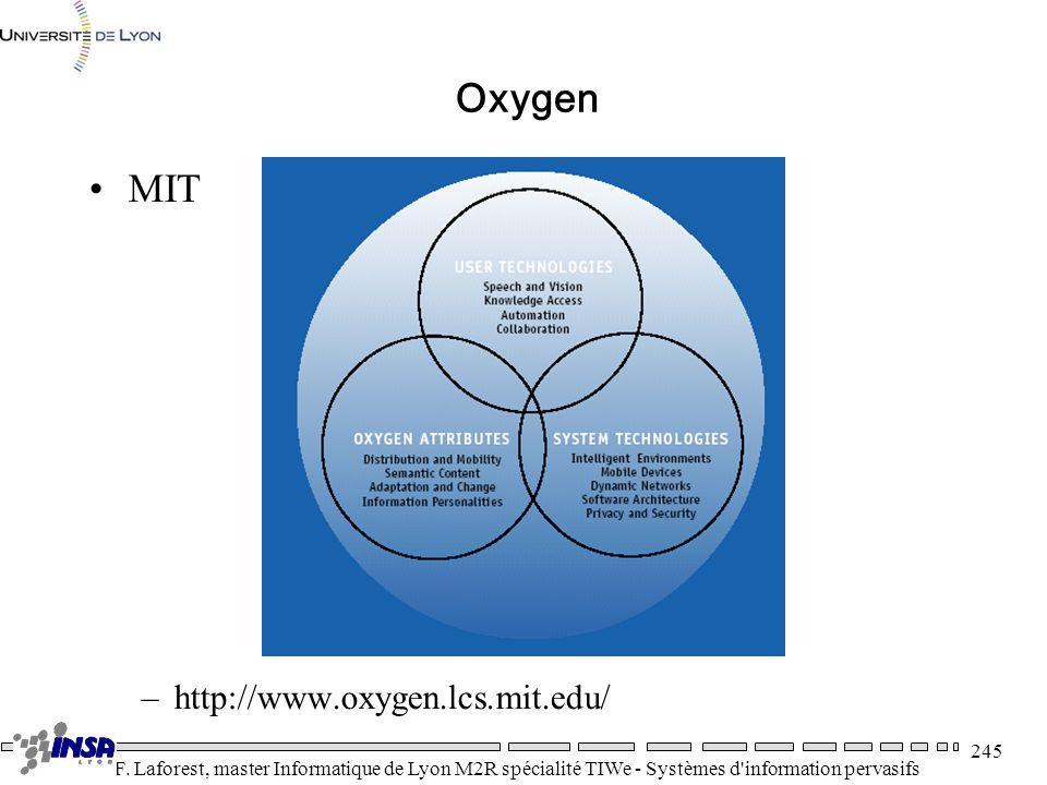 Oxygen MIT http://www.oxygen.lcs.mit.edu/
