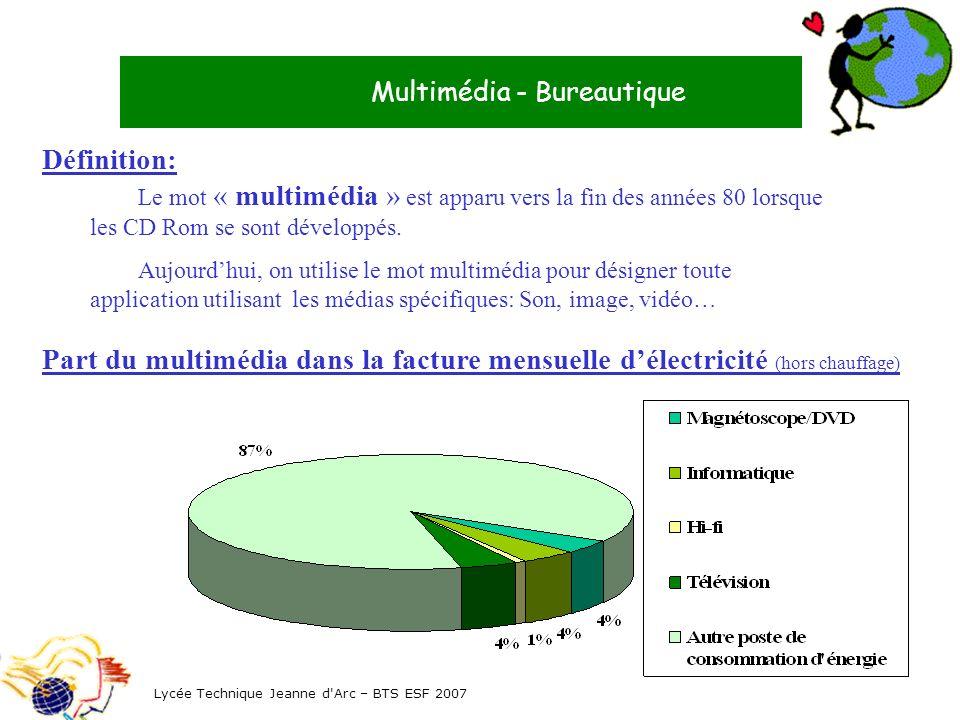 Multimédia - Bureautique