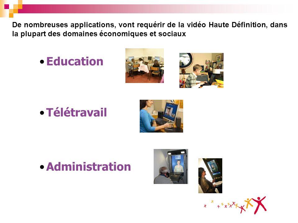 Education Télétravail Administration