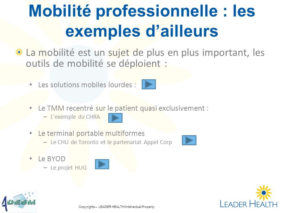 Mobilité professionnelle : les exemples d'ailleurs