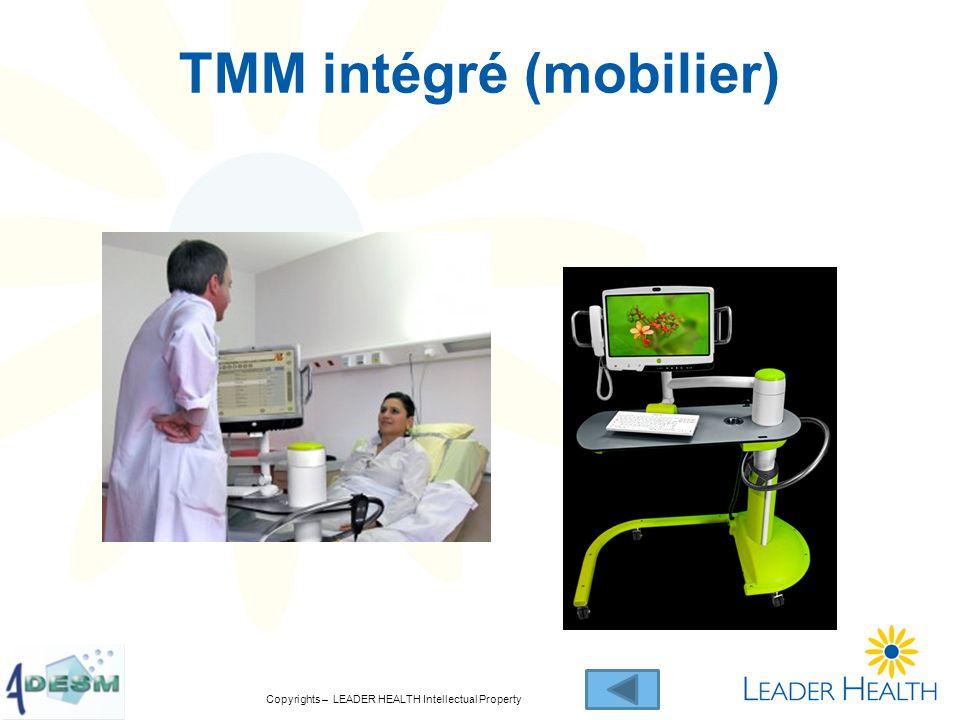 TMM intégré (mobilier)