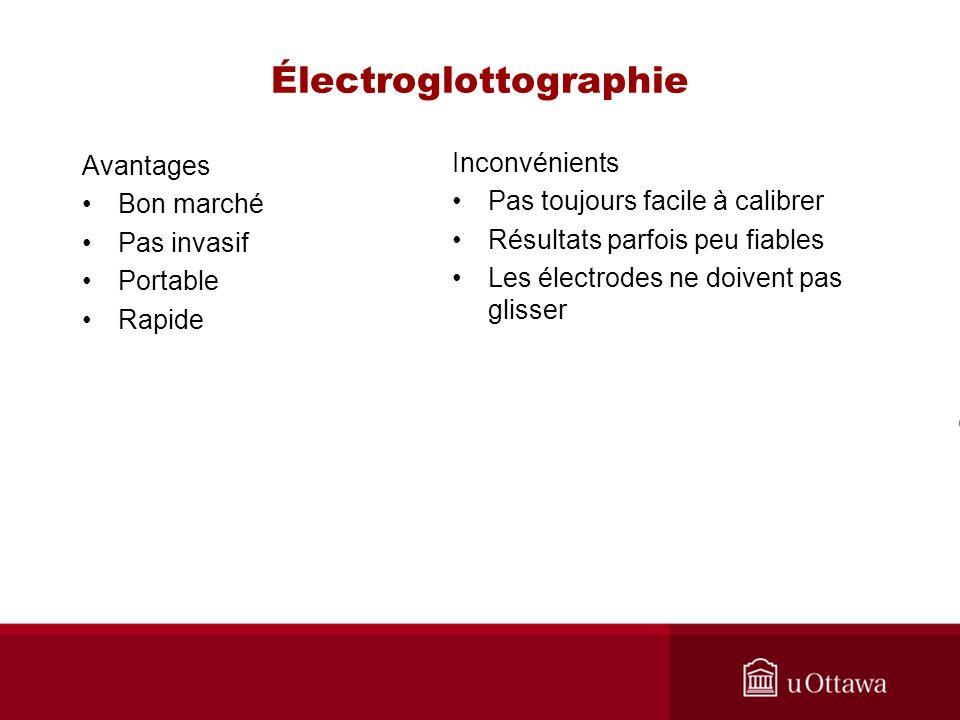 Électroglottographie