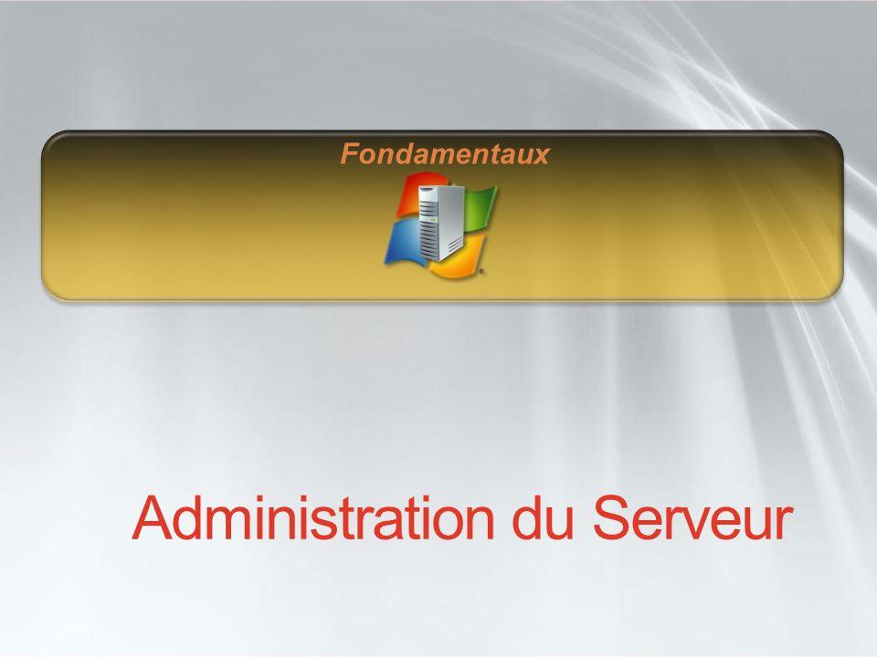 Administration du Serveur