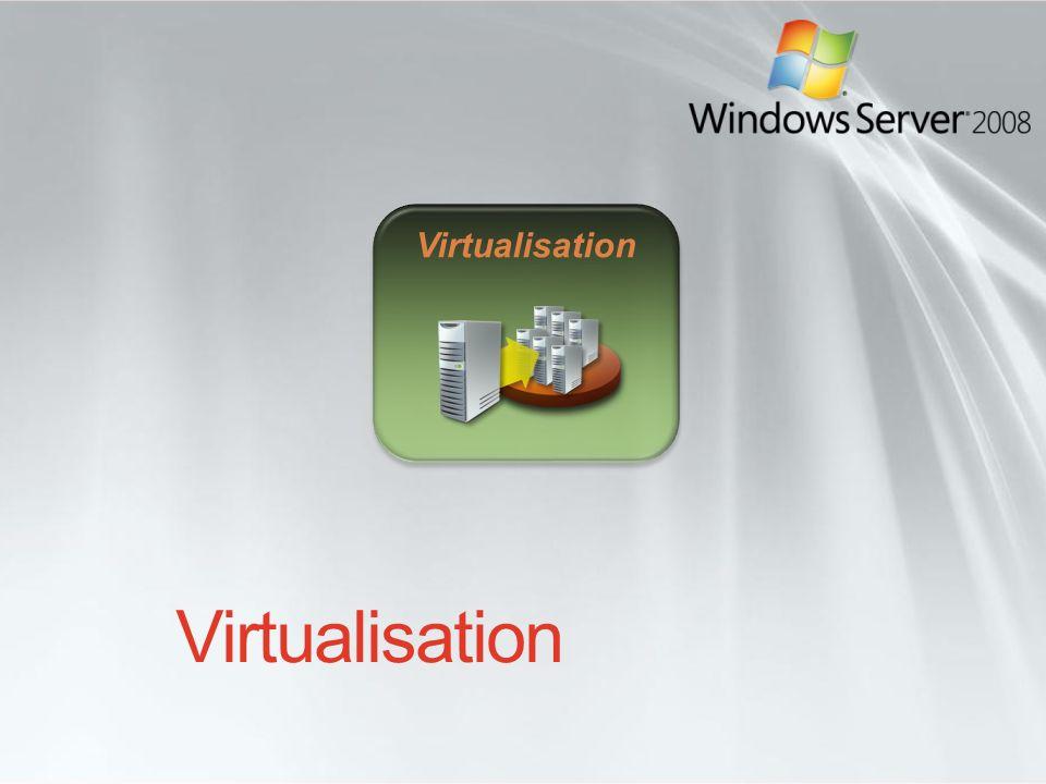 Virtualisation Virtualisation